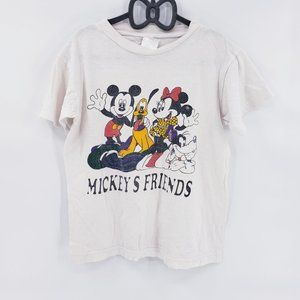 Disney Mickey and Friends Vintage Kids T-Shirt
